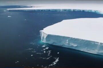 """От Антарктиды откололся огромный айсберг, фото: """"В пять раз больше Киева"""""""