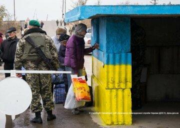 КПП в Станице Луганской 2