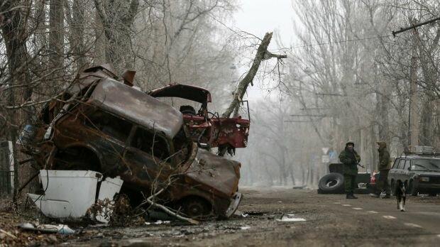 Донбасс-война-ато