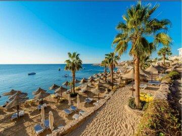 египет море пляж