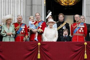 британская королевская семья