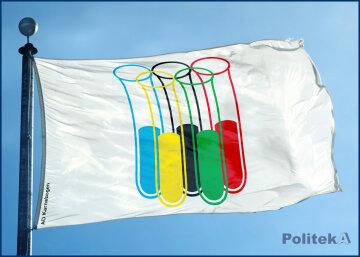 Нейтральный флаг капитуляции: позор РФ на Олимпиаде высмеяли карикатурами