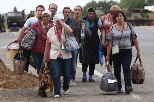 Люди Донбассу