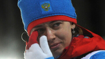 Россия, слезы