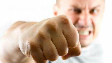 драка, кулак,