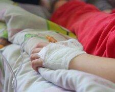 дети, больница, отравление