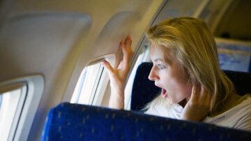 пассажир самолета