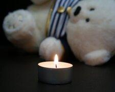 ребенок умер игрушка