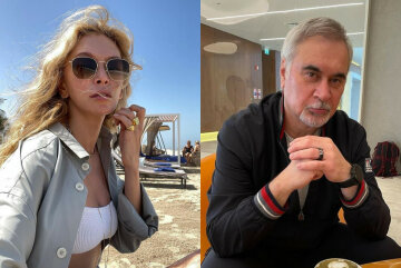Вера Брежнева, Валерий Меладзе