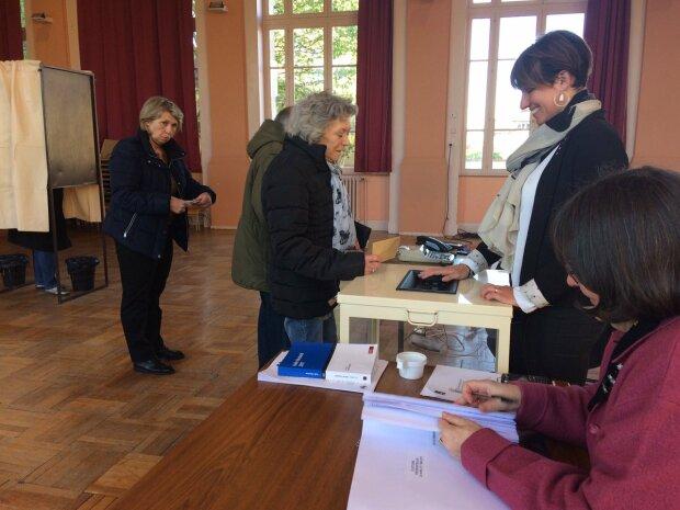 Франция выборы