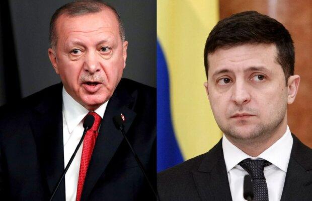 Ердоган, Зеленський