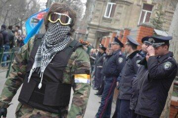 Кем был антимайдановец, из-за которого «похитили» Гончаренко — фото