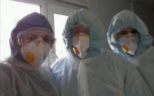 карантин, коронавирус, врачи