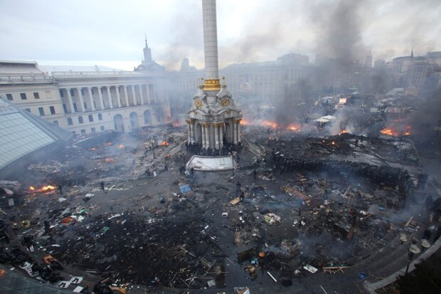 Командир Нацгвардии вступился за силовиков Евромайдана