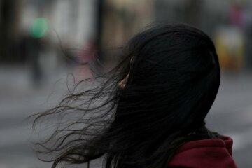 плохая погода, ветер, сырость