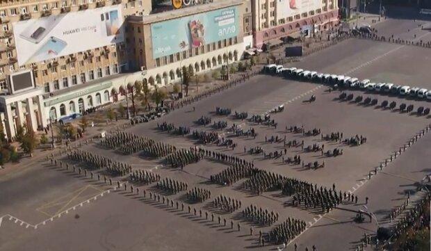 """""""Вечного вам полета"""": украинцы попрощались с офицерами и курсантами с Ан-26, кадры последнего пути"""