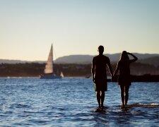 море пара отдых лето 1
