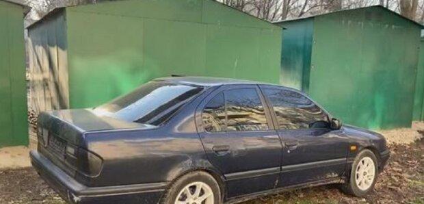 """В Одесі дитина викрав авто, відео: """"знайшли сплячим"""""""