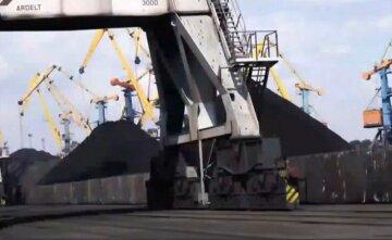 роттердам+, вугілля, скрін