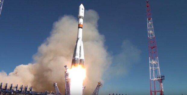 ракета космодром восточный