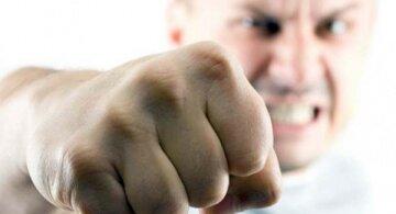 драка, кулак, избиение