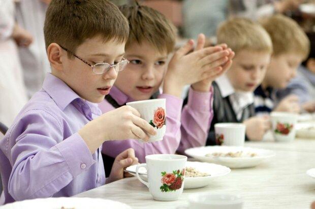 школа столовая питание