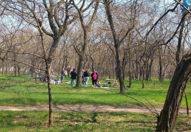 """Пікнік на карантині перетворив околиці Харкова на смітник, красномовні кадри: """"парнокопитні"""""""