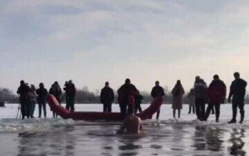 Крещение закончилось несчастьем для 8 киевлян: детали ЧП