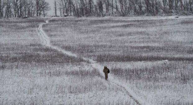 Донбасс, освобождение села