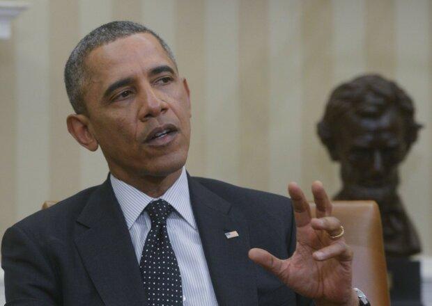 президент США Барак Обама УНИАН