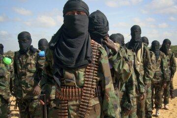 al-shabaab боевики сомали