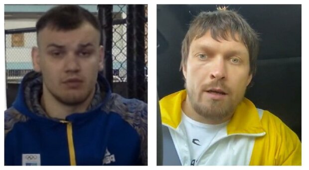 """Український боксер Бурсак висловився про конфлікт Усика і Грицая: """"Це клоунада і шоу"""""""