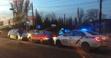 На Одещині поліцейський сів п'яним за кермо і задавив пішохода: був оголошений план-перехоплення