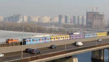 """""""Они ждут семью"""": в столичном метро появился необычный поезд, первые фото"""