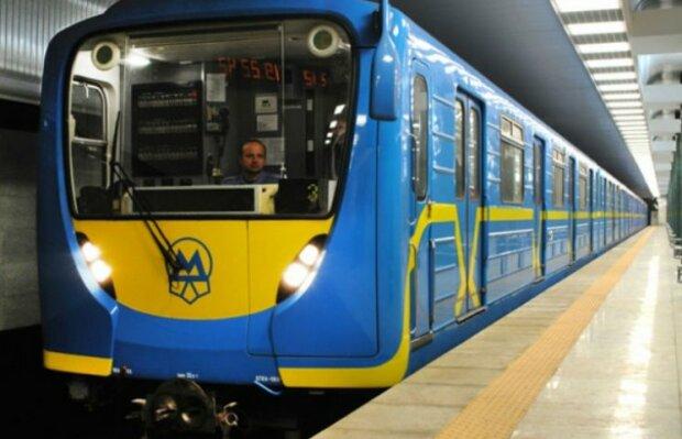 киев метро 2