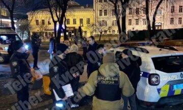 """У Києві п'яні підлітки побили людей у парку: """"згадали дядька в СБУ і тітку в Раді"""""""