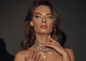 """Таня Брик з """"Супер Топ-модель по-українськи"""" вразила фігурою в прозорому комплекті: """"Просто вау!"""""""