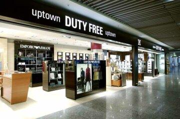 В Украине закрыли несколько магазинов duty free
