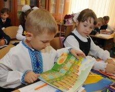 первоклассники, свидетельство достижений, новая украинская школа, дети, ученики