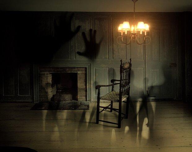 призрак, приведение, дух, покойник, паранормальное, неопознанное