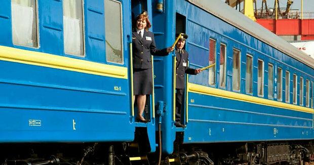 поезд проводница укрзализныця