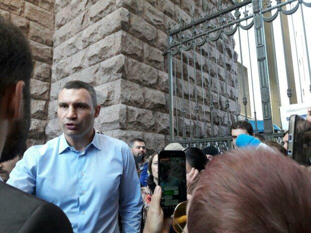 Виталий Кличко, КГГА