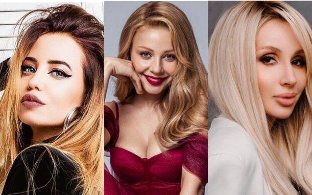 Як виглядали Дорофєєва, Лобода і Кароль до того, як стати зірками: фото українських красунь