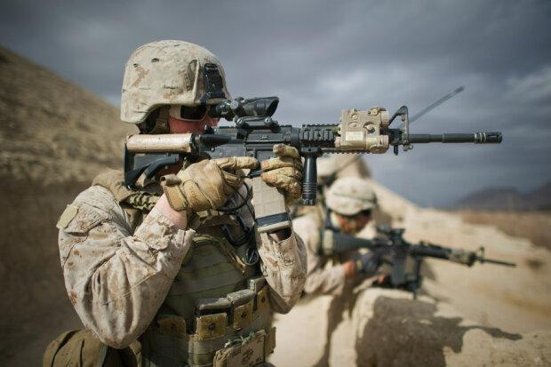 афганистан, военные США