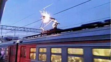 Біда в Одесі: підліток зробив селфі на даху поїзда і страшно обгорів, лікарі роблять все можливе