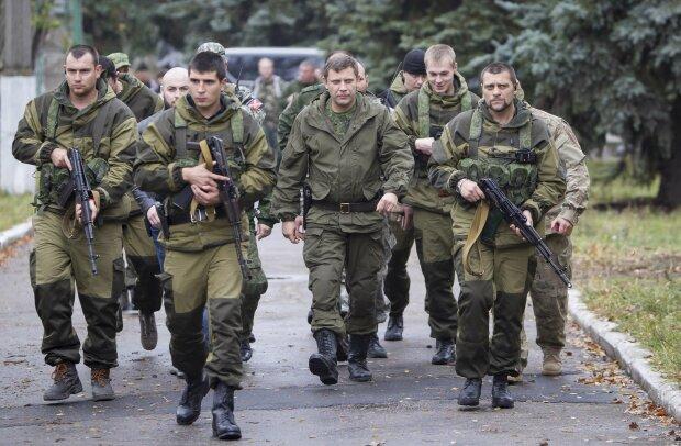боевики днр захарченко