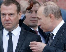 Владимир Путин Дмитрий Медведев