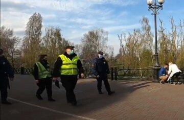 карантин, полиция