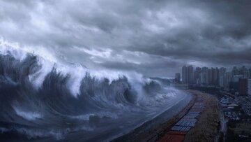 конец света, цунами, глобальное потепление, катастрофа