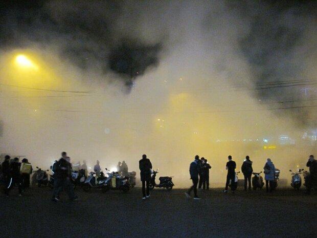 «Свариться в кипятке»: люди в Ocean Plaza кричали от боли, число пострадавших возросло